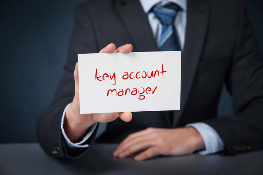 Key accaunt manager